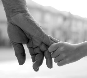 Trust hands